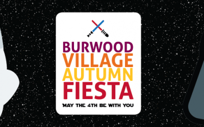 Burwood Village Autumn Fiesta – May the 4th be with you!