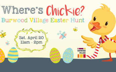 Where's Chickie Easter Hunt