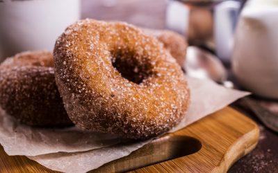 Free Cinnamon Donut