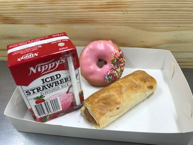 Wild Dough Bakery Kids Meal Deal