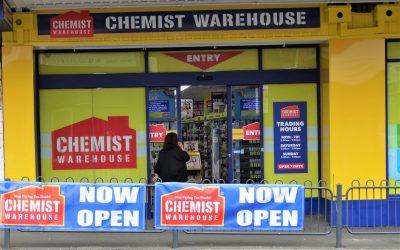Chemist Warehouse Now Open